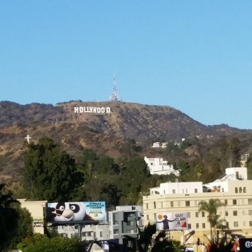 Hollywood Sign, LA, California