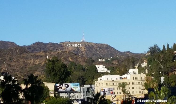 Hollywood Sign, LA, California