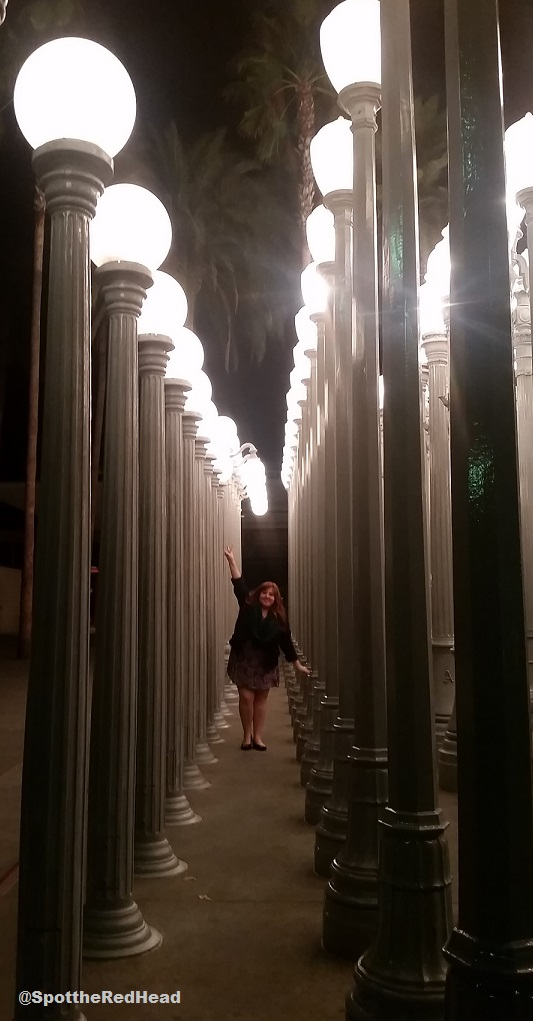 lacma lights, California, los angeles, instagram, art