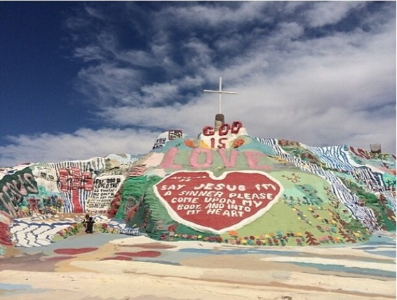 salvation mtn 2