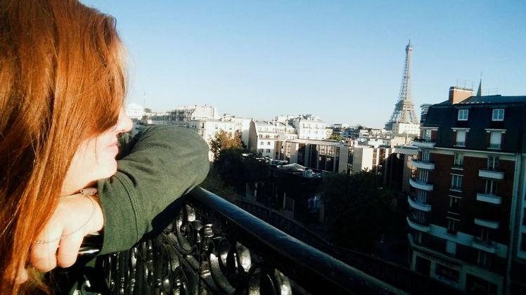 Paris Wanderlust SpotTheRedhead